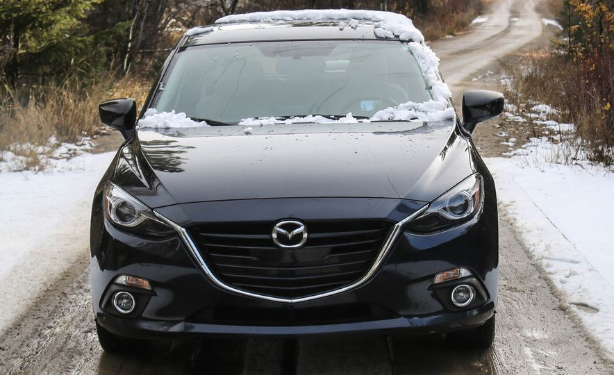 2015 Mazda 3 2.5L hatchback - Slide 41