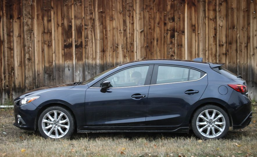 2015 Mazda 3 2.5L hatchback - Slide 46