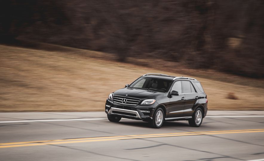 2015 Mercedes-Benz ML250 BlueTec 4MATIC - Slide 2
