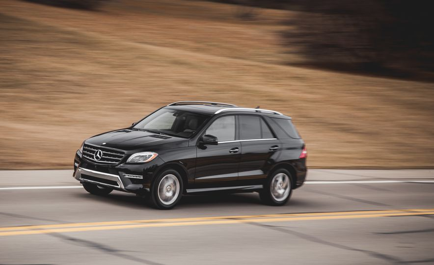 2015 Mercedes-Benz ML250 BlueTec 4MATIC - Slide 3