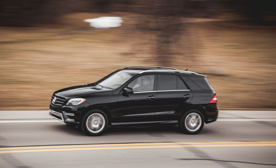 2015 Mercedes-Benz ML250 BlueTec 4MATIC - Slide 4