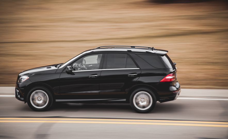 2015 Mercedes-Benz ML250 BlueTec 4MATIC - Slide 5