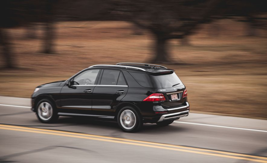 2015 Mercedes-Benz ML250 BlueTec 4MATIC - Slide 6