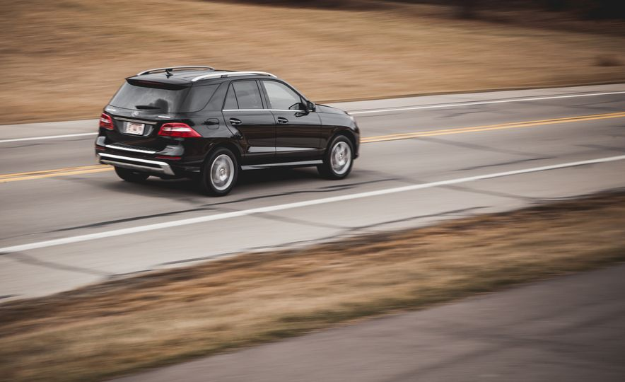 2015 Mercedes-Benz ML250 BlueTec 4MATIC - Slide 8