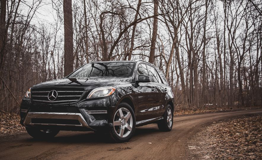 2015 Mercedes-Benz ML250 BlueTec 4MATIC - Slide 9