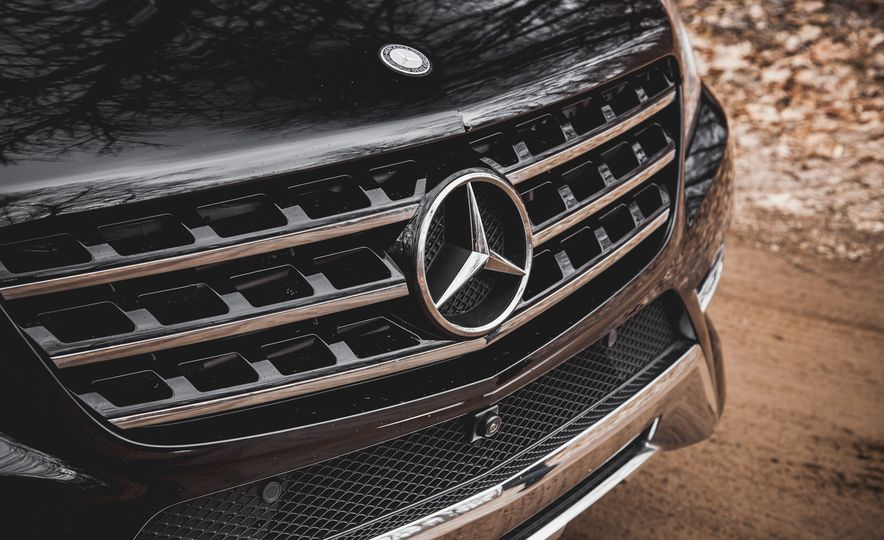 2015 Mercedes-Benz ML250 BlueTec 4MATIC - Slide 15