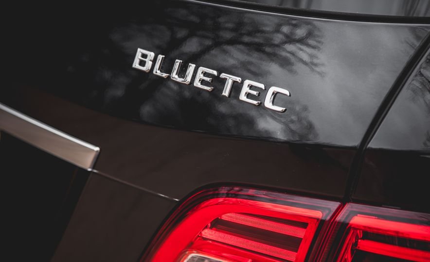 2015 Mercedes-Benz ML250 BlueTec 4MATIC - Slide 21