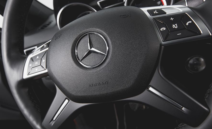 2015 Mercedes-Benz ML250 BlueTec 4MATIC - Slide 34