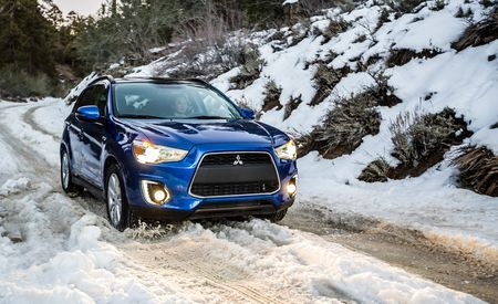 Did a Tree Fall Somewhere? 2015 Mitsubishi Outlander Sport Gets More-Powerful Engine Option