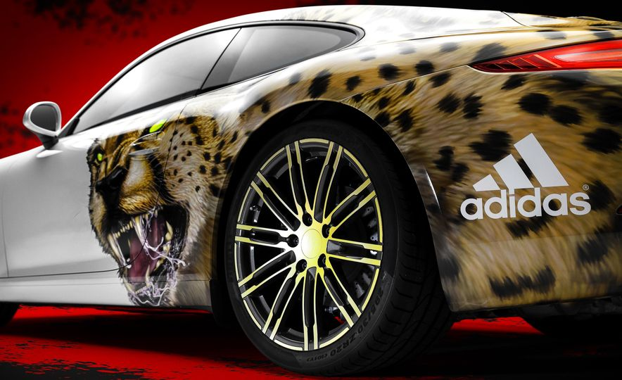 2015 Porsche 911 Carrera Adidas Uncaged Edition - Slide 5