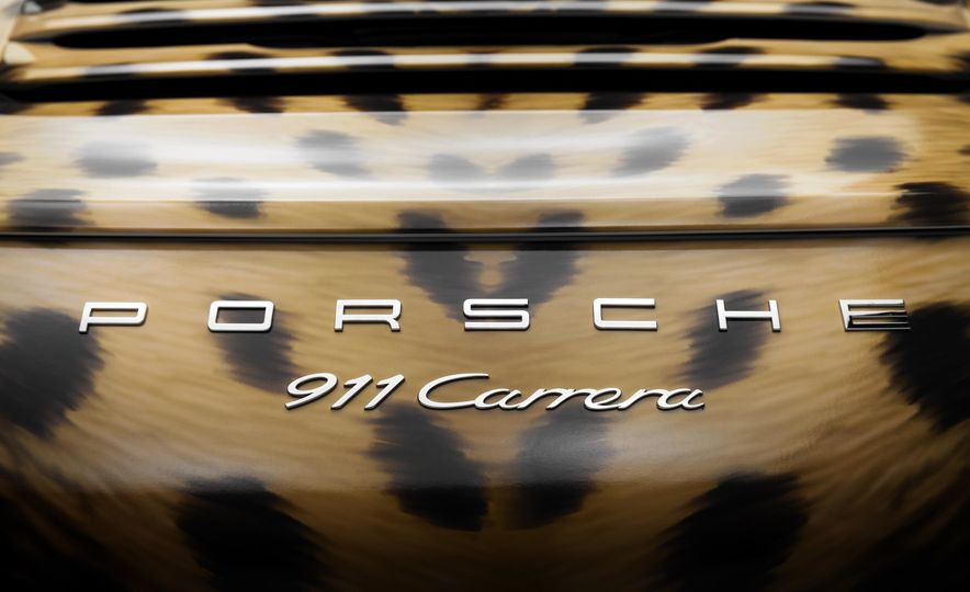 2015 Porsche 911 Carrera Adidas Uncaged Edition - Slide 7