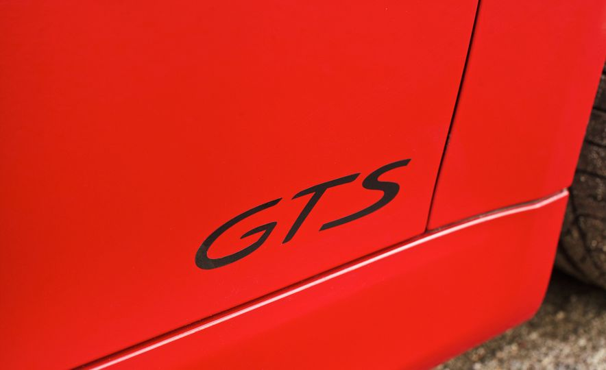 2015 Porsche Boxster GTS - Slide 32