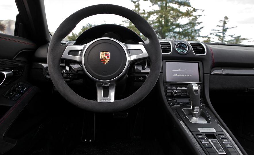 2015 Porsche Boxster GTS - Slide 48