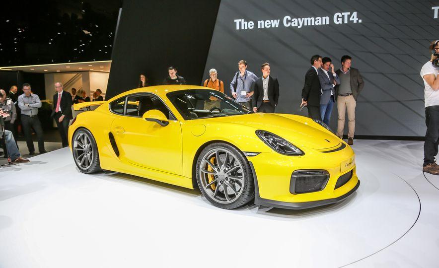 2015 Porsche Cayman GT4 - Slide 4