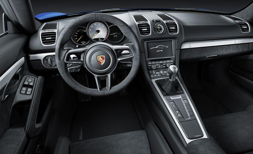 2015 Porsche Cayman GT4 - Slide 43