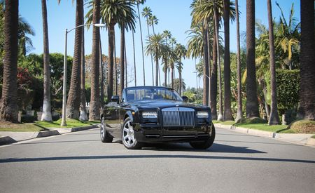 2015 Rolls-Royce Phantom Drophead Coupe Nighthawk – First Drive Review