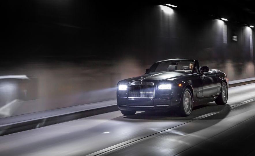 2015 Rolls-Royce Phantom Drophead coupe Nighthawk Edition - Slide 1
