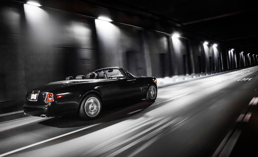 2015 Rolls-Royce Phantom Drophead coupe Nighthawk Edition - Slide 2