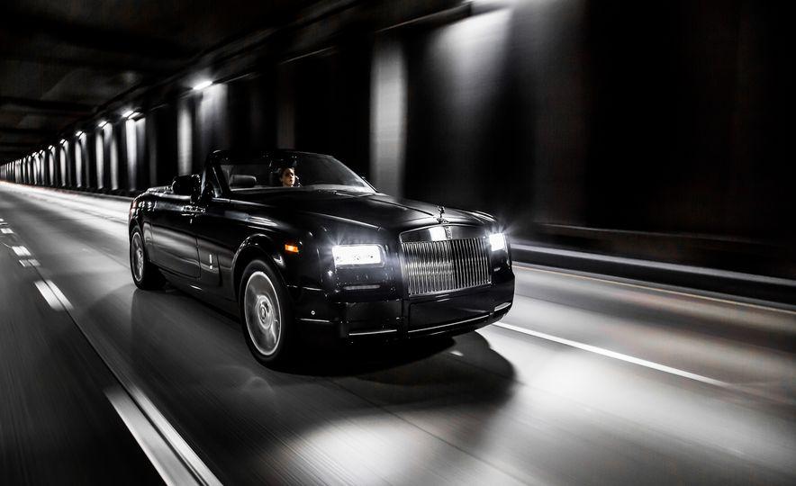 2015 Rolls-Royce Phantom Drophead coupe Nighthawk Edition - Slide 3