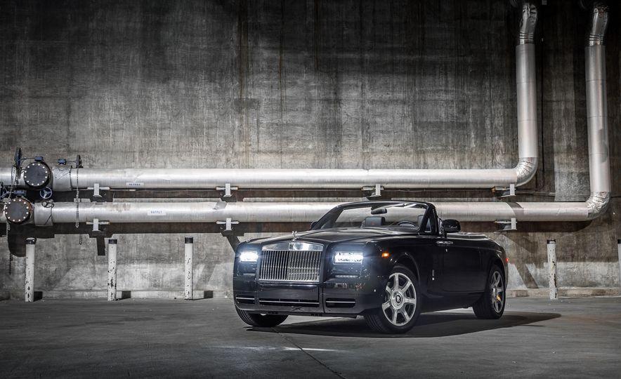 2015 Rolls-Royce Phantom Drophead coupe Nighthawk Edition - Slide 4