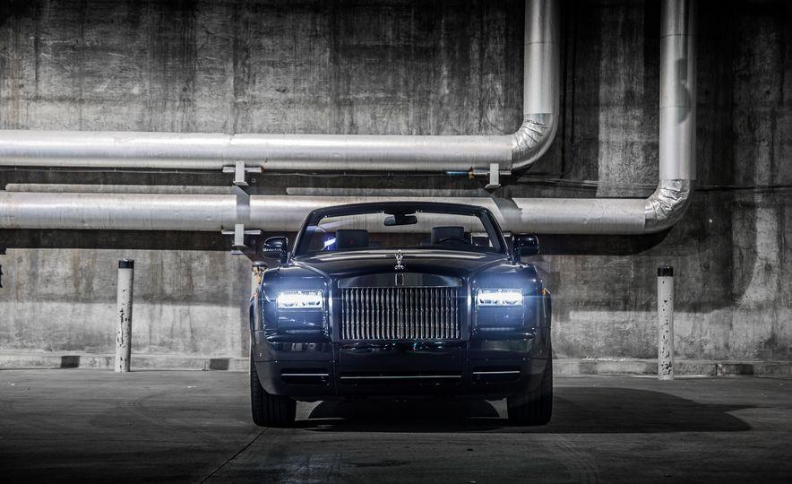 2015 Rolls-Royce Phantom Drophead coupe Nighthawk Edition - Slide 5