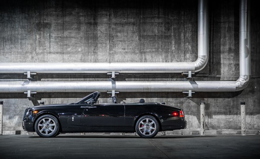 2015 Rolls-Royce Phantom Drophead coupe Nighthawk Edition - Slide 6