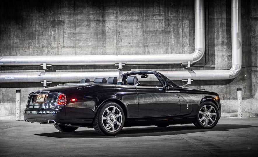 2015 Rolls-Royce Phantom Drophead coupe Nighthawk Edition - Slide 7