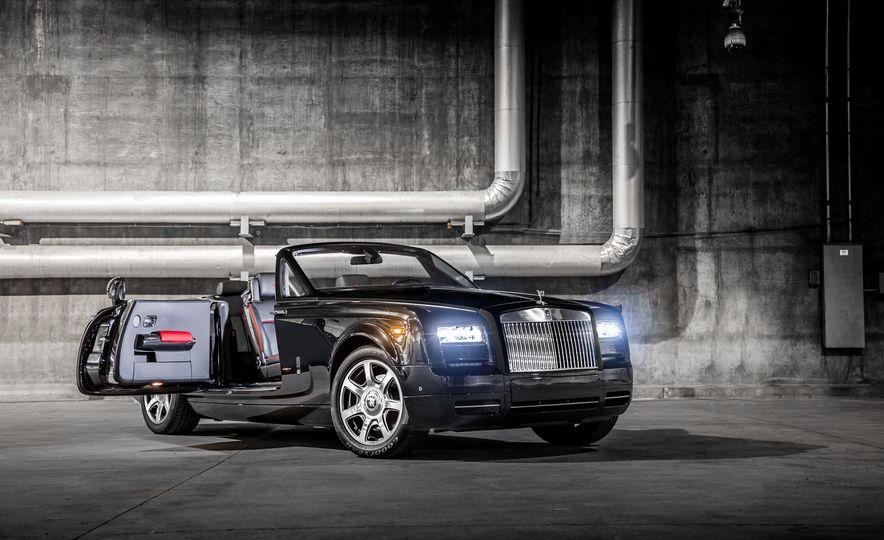 2015 Rolls-Royce Phantom Drophead coupe Nighthawk Edition - Slide 8
