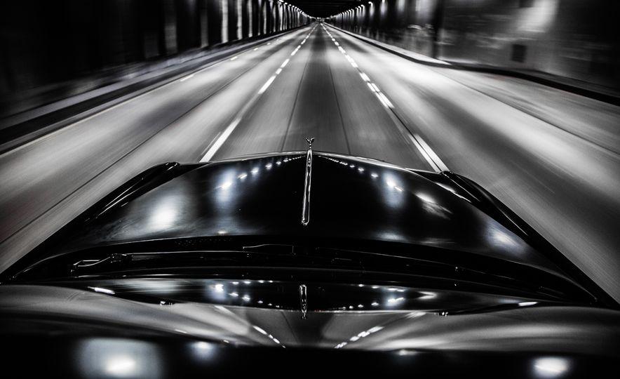 2015 Rolls-Royce Phantom Drophead coupe Nighthawk Edition - Slide 10