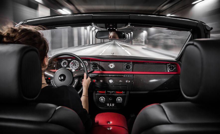 2015 Rolls-Royce Phantom Drophead coupe Nighthawk Edition - Slide 12