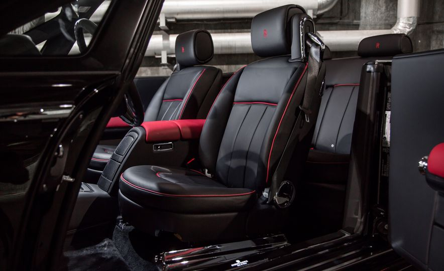 2015 Rolls-Royce Phantom Drophead coupe Nighthawk Edition - Slide 13