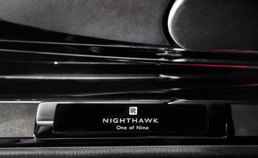 2015 Rolls-Royce Phantom Drophead coupe Nighthawk Edition - Slide 20