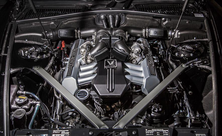 2015 Rolls-Royce Phantom Drophead coupe Nighthawk Edition - Slide 21