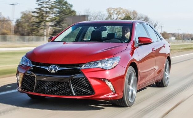 Toyota Might Start TRDing All of the Things, Starting with the Camry