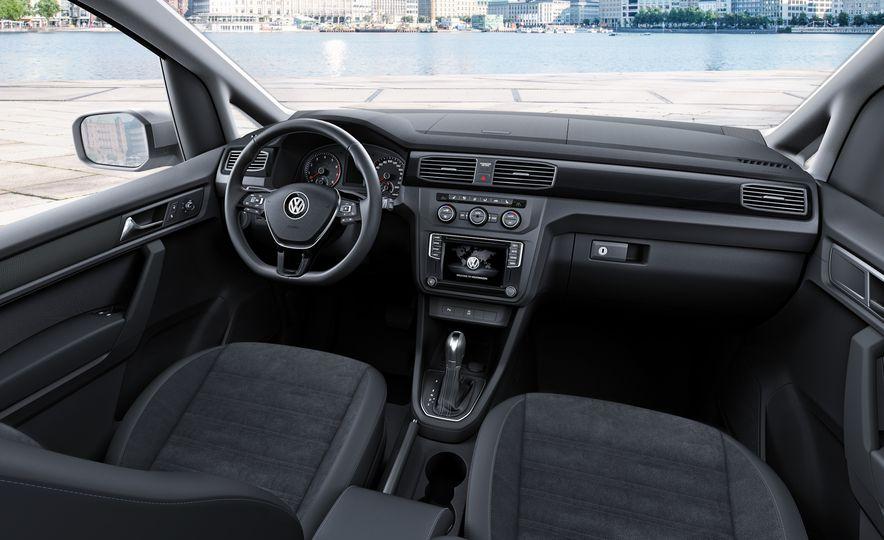 2015 Volkswagen Caddy TDI - Slide 8