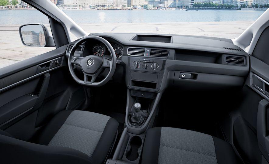 2015 Volkswagen Caddy TDI - Slide 10