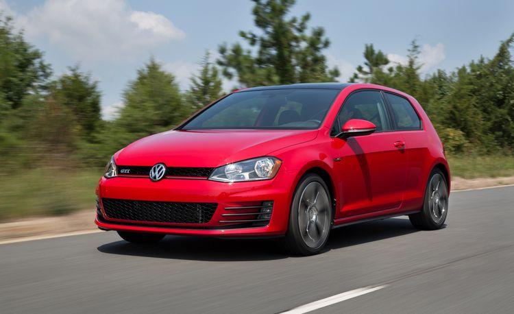 How We'd Spec It: The Raddest, Plaidest 2015 Volkswagen Golf GTI