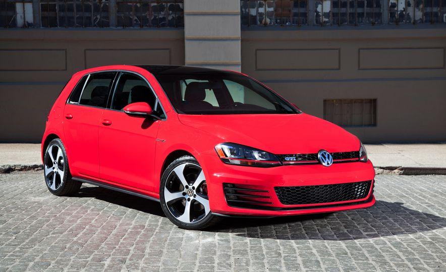 2015 Volkswagen GTI - Slide 6