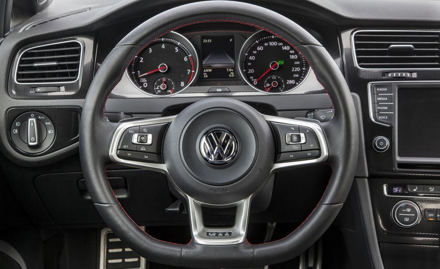 2015 Volkswagen GTI - Slide 16