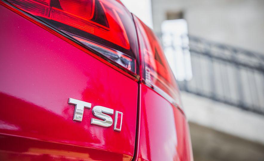 2015 Volkswagen Golf 1.8T TSI - Slide 89
