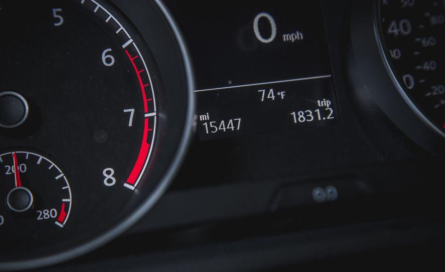 2015 Volkswagen Golf 1.8T TSI - Slide 90