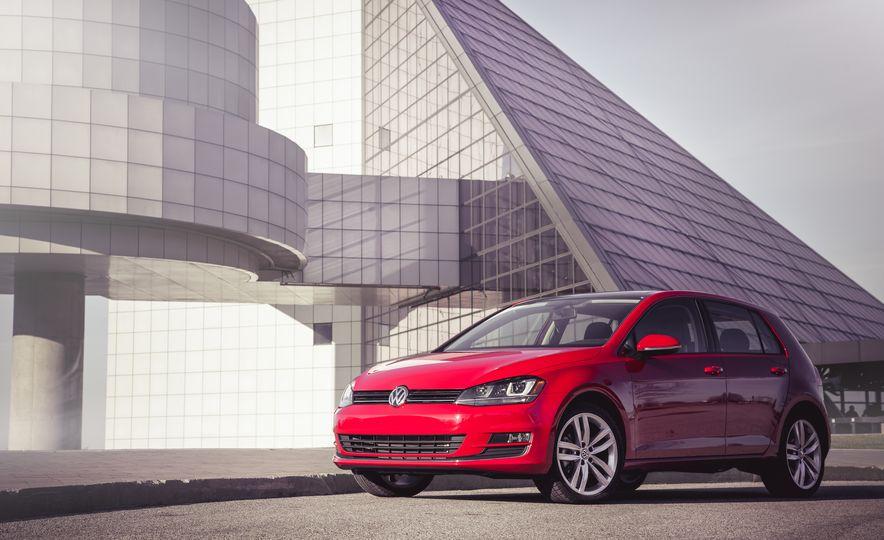2015 Volkswagen Golf 1.8T TSI - Slide 20