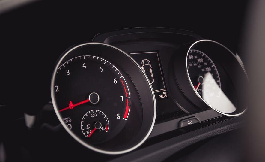 2015 Volkswagen Golf 1.8T TSI - Slide 44