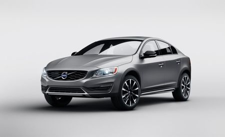 The Lifted 2016 S60 Cross Country Sedan—WTF Was Volvo Thinking? Well, We Asked Them