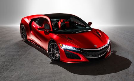 2016 Acura NSX Dissected: Powertrain, Chassis, and More – Feature
