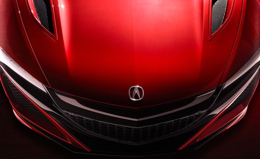 2016 Acura NSX - Slide 5