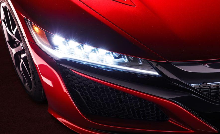 2016 Acura NSX - Slide 6