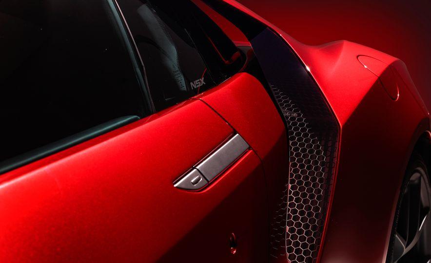 2016 Acura NSX - Slide 7