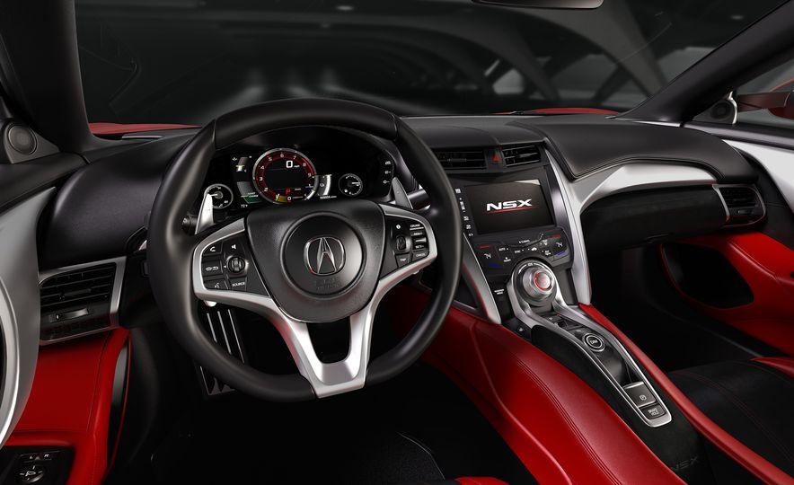 2016 Acura NSX - Slide 11