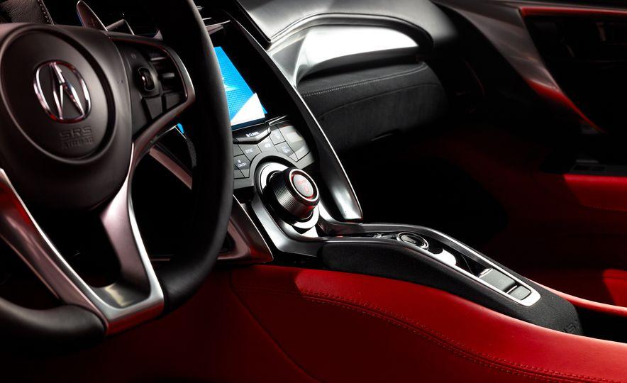 2016 Acura NSX - Slide 12
